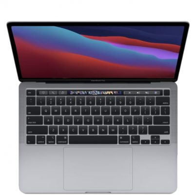 MacBook Pro 13 2020 spacegray ARM