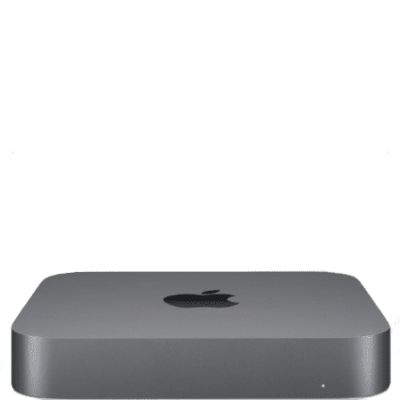 mac mini grey